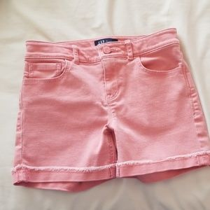 Girls gap midi short size 10